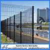 Security PVC Coated Curved Welded Wire Mesh Fence