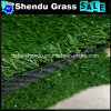 Chinese Artificial Turf with High Density 10mm Dark Green Color