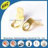 OEM Customized Precision Punching Metal Brass Ring Terminal