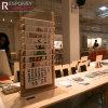 Counter Wooden Newspaper Display Rack