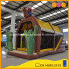Cheap Customized Cowboy Toy Inflatable Bouncer Castle Slide (AQ07170-1)
