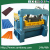 Colored Roofing Tiles Cold Roll Forming Machine