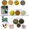 Small Farm Feed Pellet Mill Feed Processing Equipment 500kg/H 3-5mm Particle Grain Grinding Mill