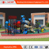 Large Park Playground Funny Outdoor Equipment Slide (HD-MZ008)