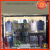 Wooden Store Display Clothes Wardrobe