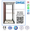Small Elevator with Glass Shaft