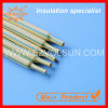 Yellow&Green Stripped Polyolefin Heat Shrinkable Tubing