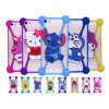 Hello Kitty Bear Monkey Mickey Cat Duck Cuete Silicone 3D Animal Phone Case for iPhone Samsung Huawei Sony Mobile Cell Phone Cover Cases