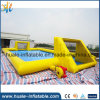 2016 Giant Inflatable Football Arena / Inflatable Water Soccer Field