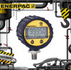 Original Enerpac Digital, Hydraulic Pressure Gauges