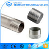 BS En10241 Sch40 Stainless Steel Thread Pipe Nipple