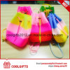 Colorful Kids Mini Silicone Drawstring School Bag Backpack