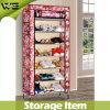 6 Cubes Shelf Display Stand Shoe Storage Organizer Cabinet