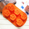 Healthier Longer-Lasting Donutemoji Shaped Food Silicone Cake Mold