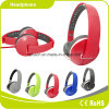 Bliling Fashion Golden Earphone with Ce RoHS