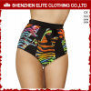 High Waist Colorful Sexy Womens Swimwear Beach Shorts (ELTBSI-44)