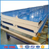 Manufacture Environental PU Sandwich Panels and EPS Sandwich Panels From Mill