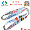 Cmyk Printed Make Your Own Design Award Medal Lanyard