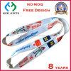 Cmyk Printed Make Your Own Design Reward Medal Ribbon Factory Direct Sale