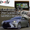 Android 6.0 GPS Navigation System Video Interface for 2011-2017 Lexus GS etc