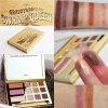 Tarte Eyeshadow palette Swamp Queen Eye Shadow 12 Colors with brush
