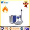20W Fiber Laser Machine for Pen Marking Plastic Wood Steel for Sale