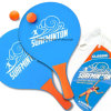 Great for Summer Fun Beach Tennis Wooden Paddle Game Set Racquet and Ball Game