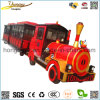 Newest 62 Seats Park Electric Sightseeing Train Fashion Tour Bus