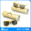Hallmark Online Manufacturer China Unbreakable Polarized Wooden Sunglasses with Case