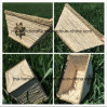 Natural Handmade Straw Laundry Basket Home Decorated Basket