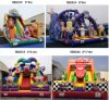 Inflatable Outdoor Slide for Kids