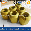 Spherical Hex Nut for High Strength Threaded Steel Bar