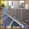 Guangzhou WPC Composite Flexible Fence for Office Application