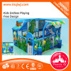 Ocean Theme Soft Playground Galvanized Pipe Indoor Playground Equipment