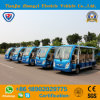 Electric 14 Passenger Sightseeing Battery Mini Bus