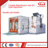 Hot Sale High Quality Guangli Automotive Powder Coating Spray Booth Machine