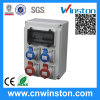 Industrial Socket Combination Power Plastic MCB Box with CE