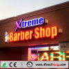 High Quality Acrylic LED Illuminated Chain Store Front Door Signs / Hair Salon Sign Board