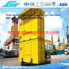 2000bags/H Port Mobile Bagging Machine Dustproof