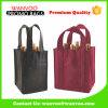 Wholesale Non Woven Drink Bag for Four Wine Bottle