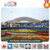 2000 People Large Clear Span Arcum Tent Hall with Glass Wall, Wedding Marquee Center with Arch Roof for Sale