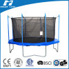 10FT Round Big Trampoline with Enclosure, 20 Years Trampoline Production Experience