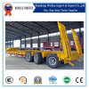 3 Axle Hydraulic Steering Truck Trailer for Sales