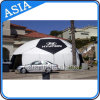 Inflatable Football Shape Dome with Door Igloo Tent for Advertising