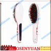 Festival Gift Newest Fashion LCD Display Electric Hair Straightener Brush