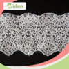 Garment Accessories Oeko Approval Net Embroidery Lace for Women Chothing