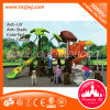 Fashion Design Plastic Outdoor Playground for Kids