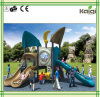 Kaiqi Medium Sized Cute Sailing Series Children′s Outdoor Playground Equipment with Slides (KQ50045A)