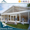 Flame Resistant Aluminum Carnival 12m Span Canopy Shelter Wholesale