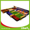 Liben Commercial Indoor Trampoline Court for Adults and Children